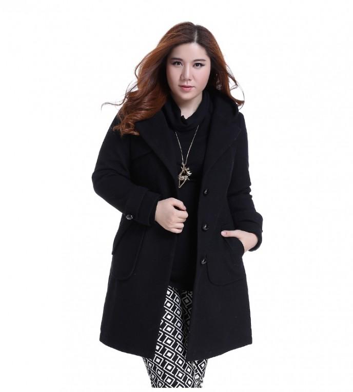 chọn áo khoác cho người béo