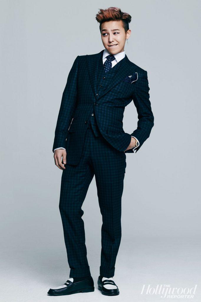 Kiểu tóc nam phù hợp với áo vest