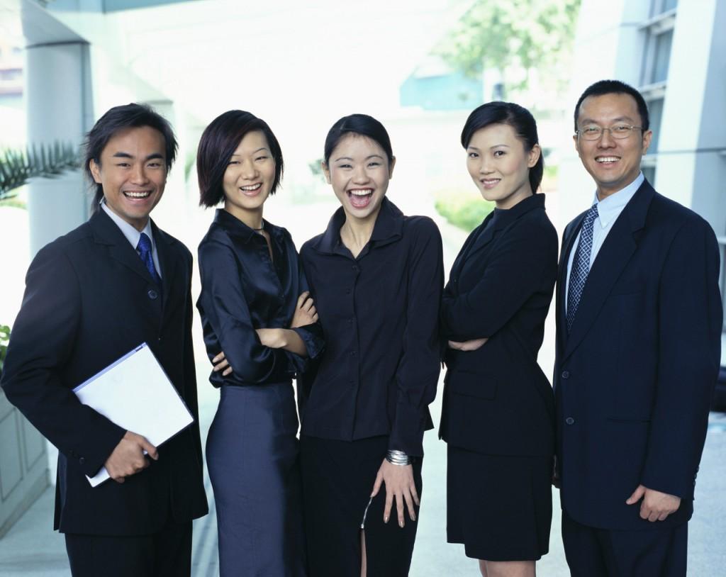 quy định về trang phục nơi công sở
