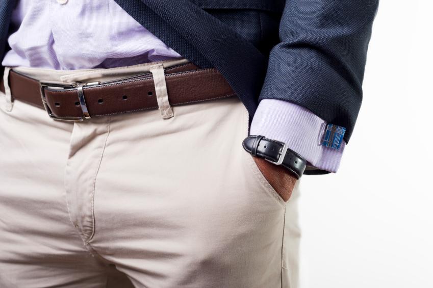 Độ dài thắt lưng là yếu tố đầu tiên mà bạn cần lưu ý đến khi chọn mua một chiếc thắt lưng.