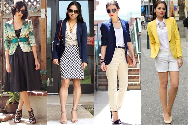 cách kết hợp áo vest nữ đẹp
