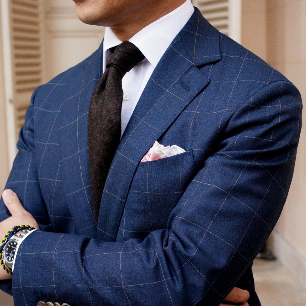 cách kết hợp áo sơ mi và áo vest cho nam