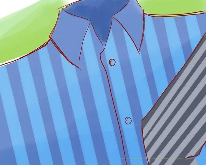 kết hợp sơ mi và áo vest nam
