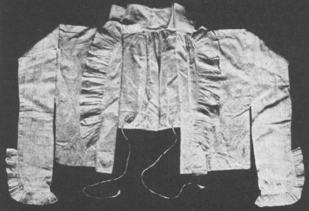 lịch sử của áo sơ mi