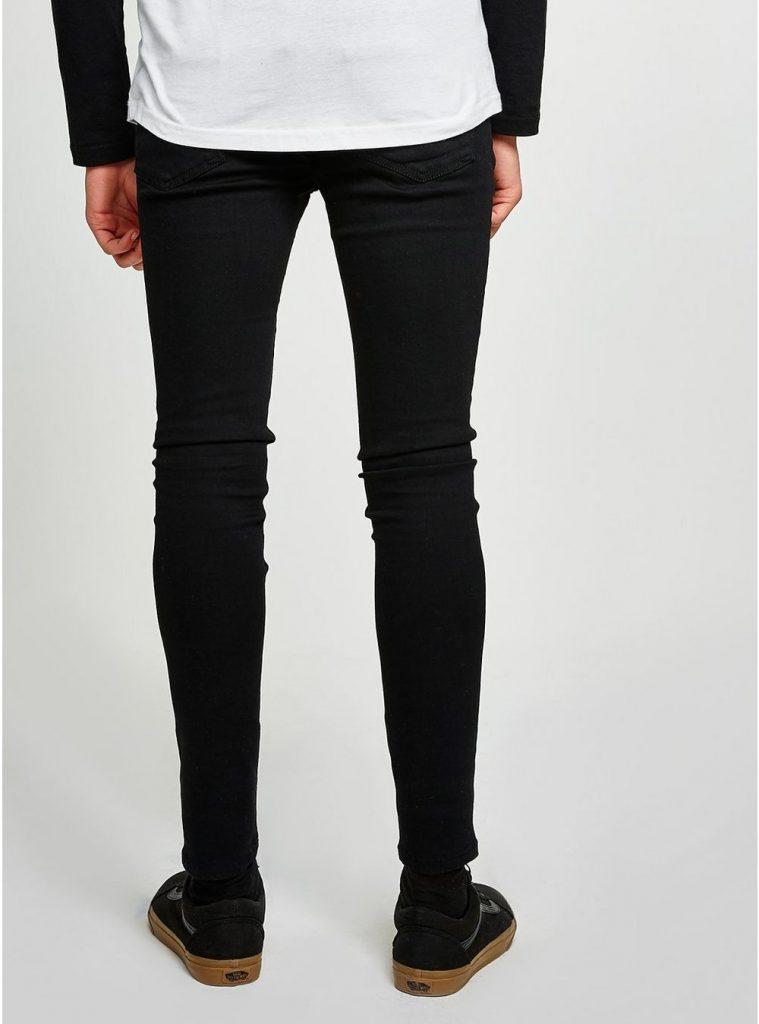 chọn quần jean nam cho người thấp chân bé