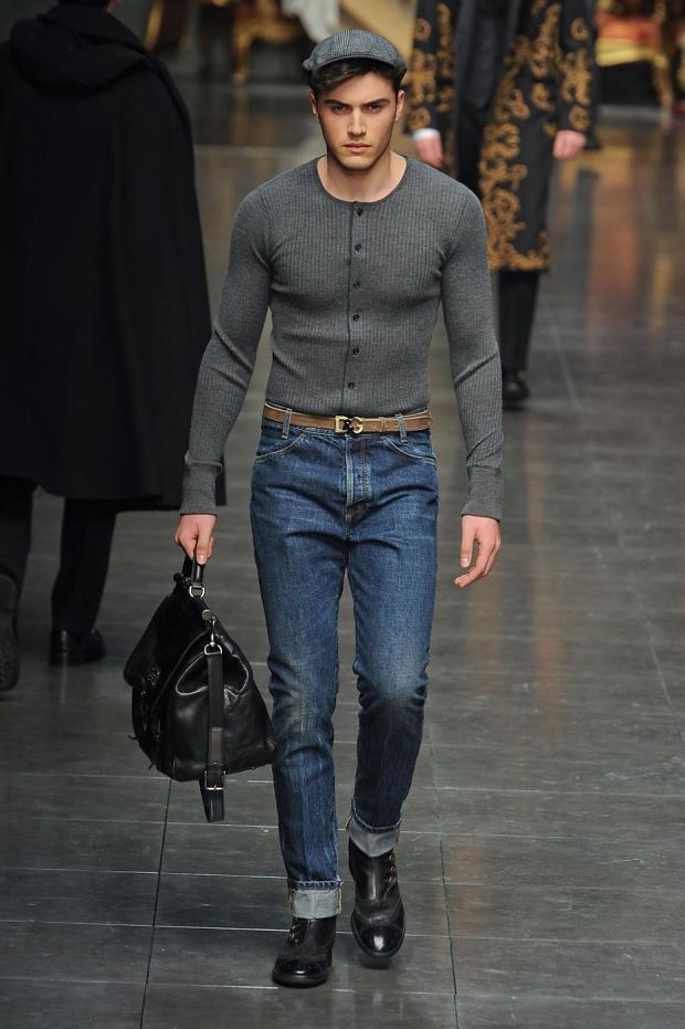 cách chọn quần jean cho nam thấp