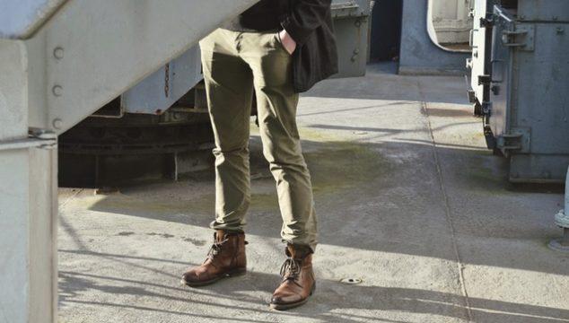 chọn quần jean nam cho người thấp