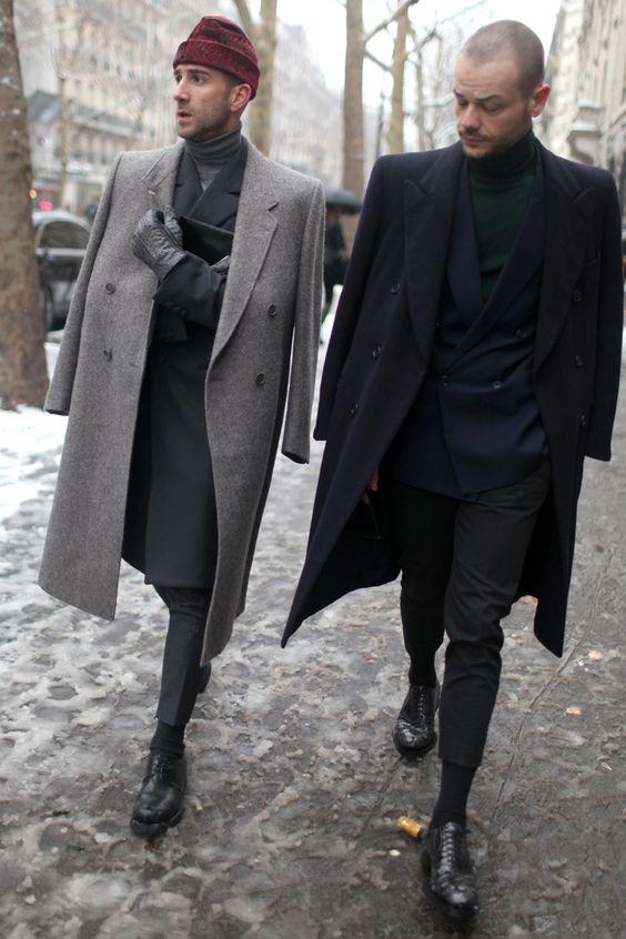 các mẫu áo khoác nam là xu hướng thu đông 2018