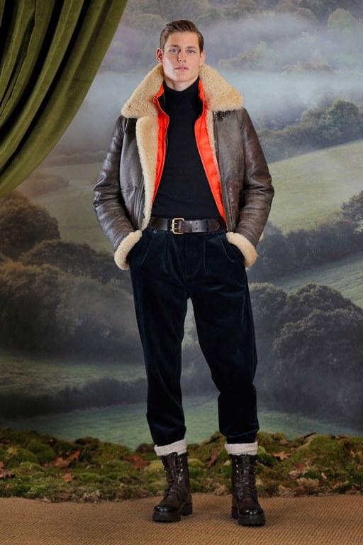 xu hướng áo khoác nam trong năm 2018