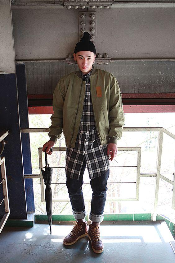 xu hướng áo khoác nam thu đông 2018