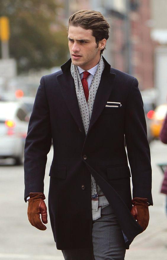 chọn áo khoác mùa đông cho nam