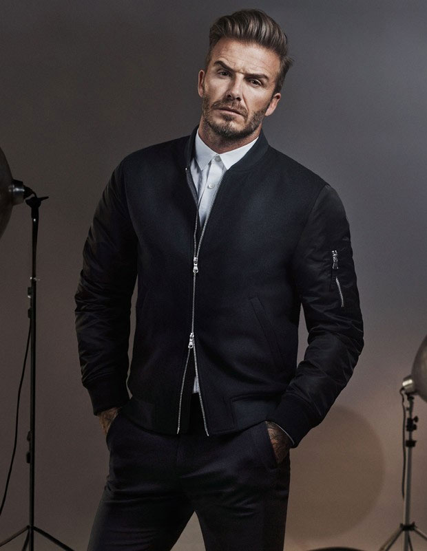 smart casual như david beckham