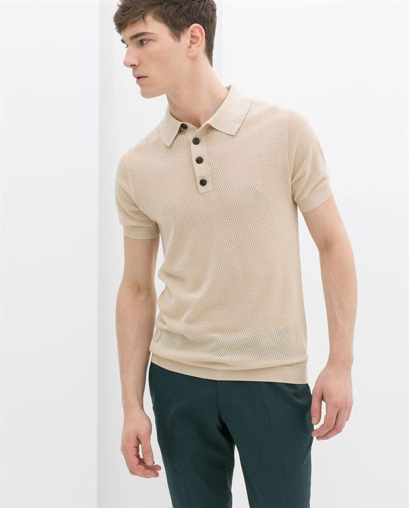 chọn mua áo polo nam theo kiểu dáng
